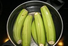 Photo of WONDERS OF BOILED BANANA  WATER