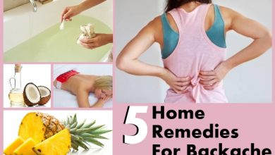 Photo of FAST NATURAL CURE TO BACKACHE
