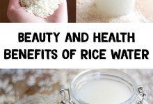 Photo of Secret: Benefits Of Rice Water