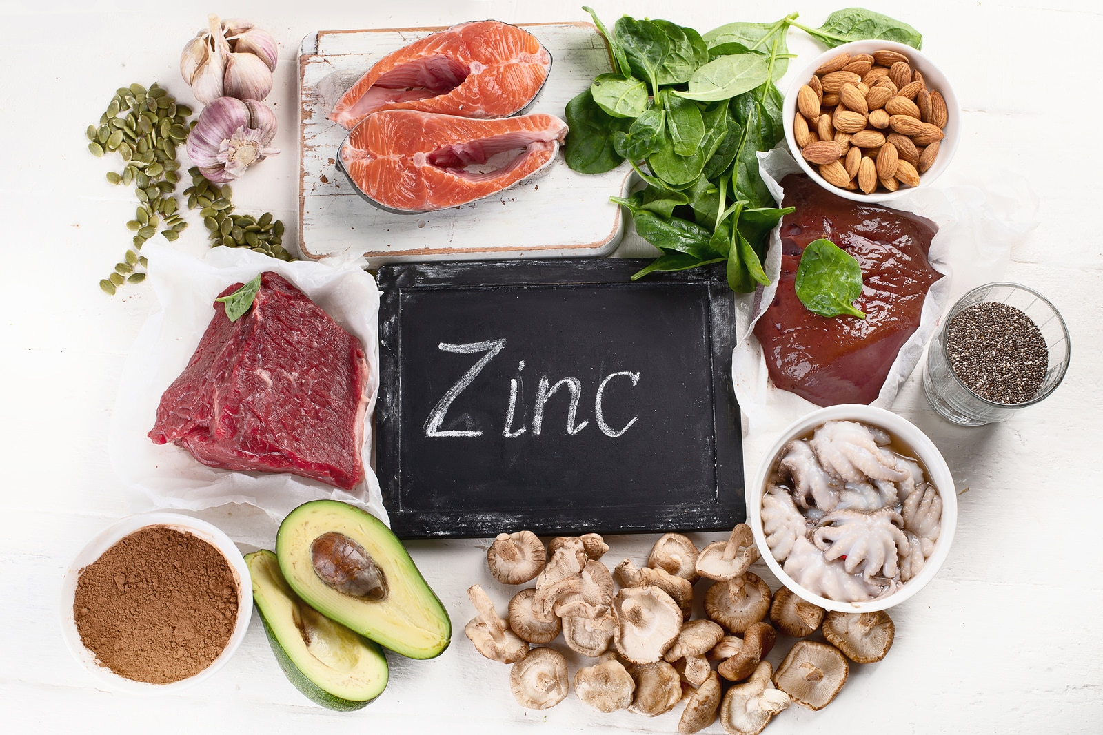 Photo of FOODS TO HELP INCREASE YOUR ZINC