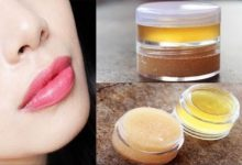 Photo of HOW TO MAKE LEMON LIP SCRUB MOISTURISER