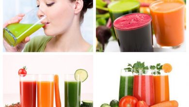 Photo of NATURAL JUICES FOR BEAUTIFUL AND GLOWING SKIN
