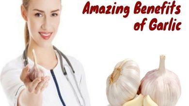 Photo of Health Benefits Of Garlic Skins