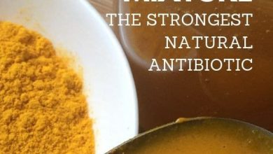 Photo of How to Make a Natural Antibiotic with Turmeric For The Family