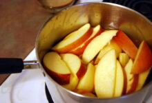 Photo of HEALTH BENEFIT OF BOILED APPLE