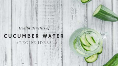 Photo of Secret: Drink Cucumber Water Daily