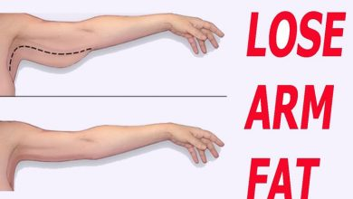 Photo of EXERCISES THAT HELP REDUCE UPPER ARM FAT