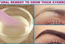 Photo of HOW TO GROW THICK AND FULL EYE BROWS NATURALLY
