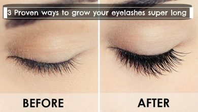 Photo of GROW LONG LASHES IN THREE WEEKS
