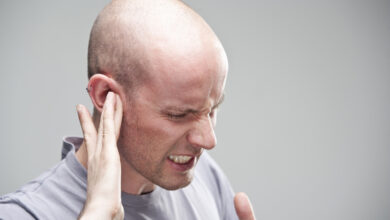 Photo of TINNITUS TREATMENTS TO TRY AT HOME FOR RINGING IN THE EARS