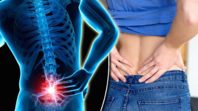 Photo of 6 HOME REMEDY FOR BACK PAIN