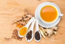 Photo of HOW TO MAKE BLACK PEPPERS, TURMERIC, CUMIN TEA FOR IMMUNITY