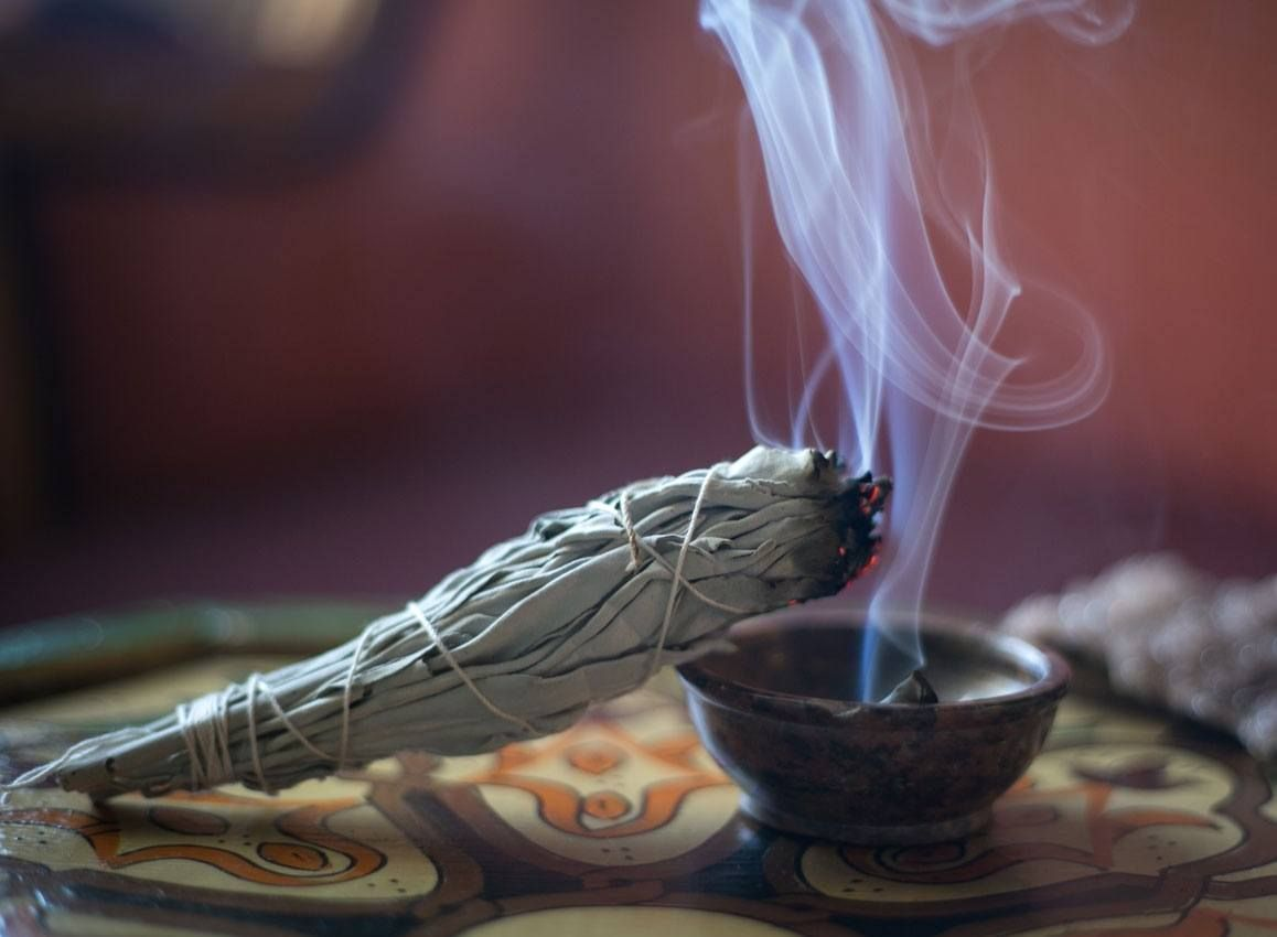 Photo of 7 BURNING HERBS FOR PROTECTION AND FAVOUR.