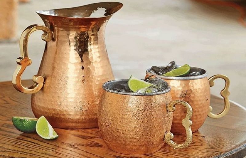 Photo of Reasons Why drinking water in a copper vessel is beneficial