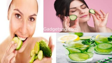 Photo of CUCUMBER: EFFECTIVE CURE FOR HEADACHES, MOUTH ODOR AND BLOOD PRESSURE