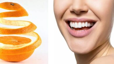 Photo of INCREDIBLE BEAUTY BENEFITS OF ORANGE PEEL