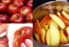 Photo of BOILED APPLES: BEST REMEDY FOR CONSTIPATION AND DIARRHEA