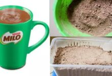 Photo of HOME RECIPE FOR MAKING YOUR OWN MILO TEA