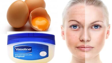 Photo of VASELINE AND EGG YOLK REMEDY TO LOOK 10 TIMES YOUNGER