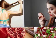 Photo of BENEFITS OF POMEGRANATE FOR HAIR AND SKIN