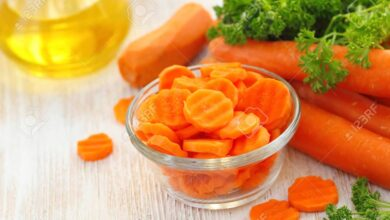Photo of RECEIPE FOR CARROT OIL