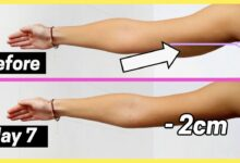 Photo of EXERCISE TO REDUCE FLABBY ARMS IN 1 WEEK