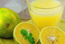 Photo of HEALTH BENEFITS OF ORANGE AND LIME JUICE