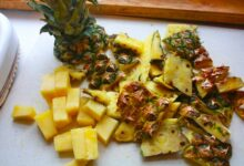Photo of SURPRISING HEALTH BENEFITS OF PINEAPPLE PEALS
