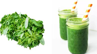 Photo of HEALING POWERS OF WATERLEAF JUICE