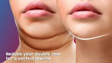 Photo of GET RID OF DOUBLE CHIN OVERNIGHT WITH THIS METHOD