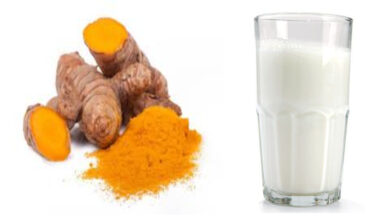 Photo of INFECTIONS PREVENTED BY TURMERIC MILK RECIPE