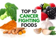 Photo of 10 FOODS YOU NEED TO FIGHT AGAINST CANCER