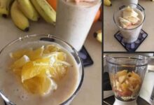 Photo of BANANA DRINK THAT WILL BURN STOMACH FAT IMMEDIATELY