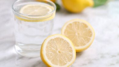 Photo of SEVEN (7) REASONS TO DRINK LEMON WATER.