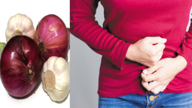 Photo of ONION-GARLIC COMBO FOR QUICK FIBROID SHRINKING