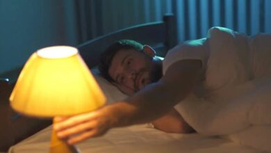 Photo of THE BENEFITS OF SLEEPING WITHOUT LIGHT AT NIGHT