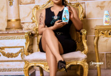 Photo of Tonto Dikeh Unveils Her Ambassadorial Skincare Product Klleral Clear Body Lotion